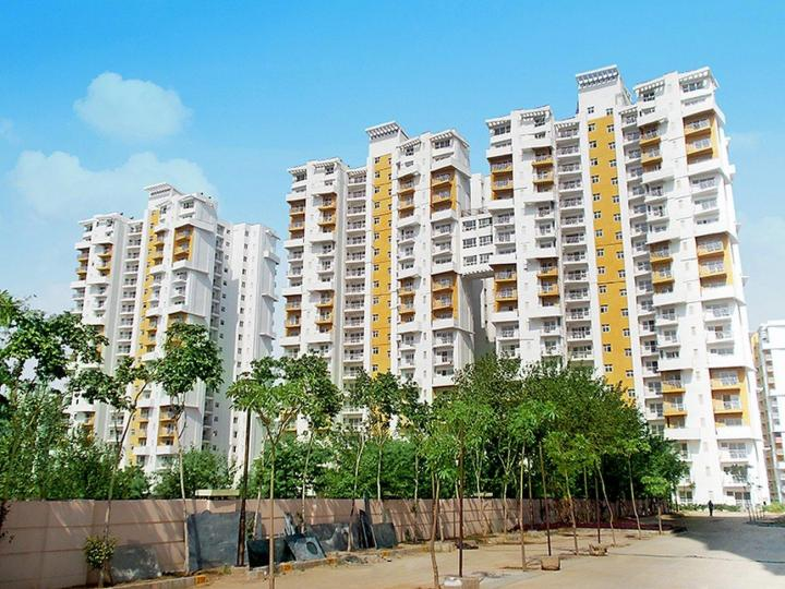 Building Image of 2194 Sq.ft 3 BHK Apartment for rent in Sector 86 for 17000