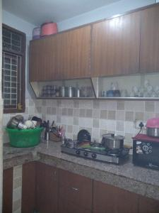 Kitchen Image of PG 3885138 Khanpur in Khanpur
