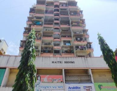 Gallery Cover Image of 665 Sq.ft 1 BHK Apartment for buy in Bhoomi Dhara Apartment, Kamothe for 5500000