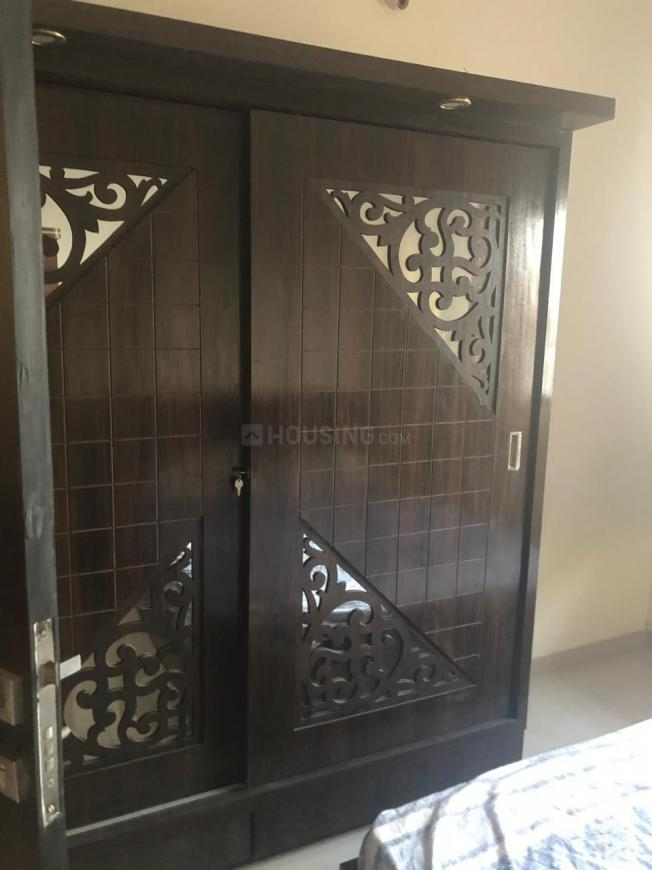 Bedroom Image of 780 Sq.ft 2 BHK Apartment for rent in Kandivali East for 30000