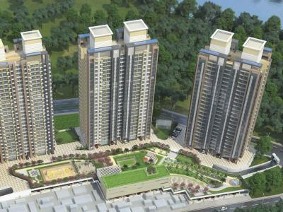 Gallery Cover Image of 1119 Sq.ft 3 BHK Apartment for buy in Siddhi Highland Haven Building 3C Coral B Phase 3, Thane West for 12200000