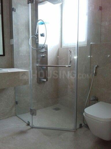 Common Bathroom Image of 1550 Sq.ft 3 BHK Apartment for rent in Chembur for 70000