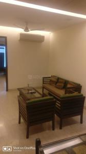 Gallery Cover Image of 1200 Sq.ft 2 BHK Independent Floor for rent in Panchsheel Enclave for 70000