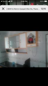 Gallery Cover Image of 1000 Sq.ft 2 BHK Apartment for rent in Ganpati Villa, Thane West for 32000