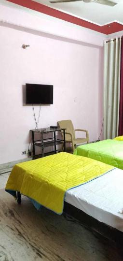 Bedroom Image of Apna Home PG in Sector 38
