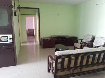 Gallery Cover Image of 1200 Sq.ft 2 BHK Apartment for rent in Rajajinagar for 40000