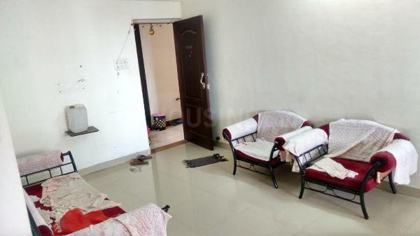 Living Room Image of 2100 Sq.ft 3 BHK Apartment for rent in Karve Nagar for 40000