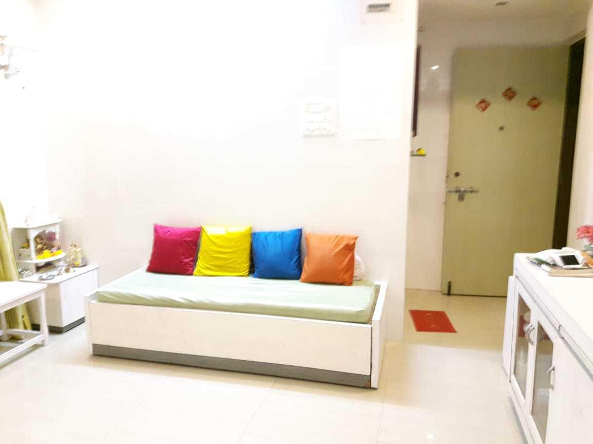 Bedroom Image of 500 Sq.ft 1 BHK Apartment for rent in Jogeshwari West for 30000