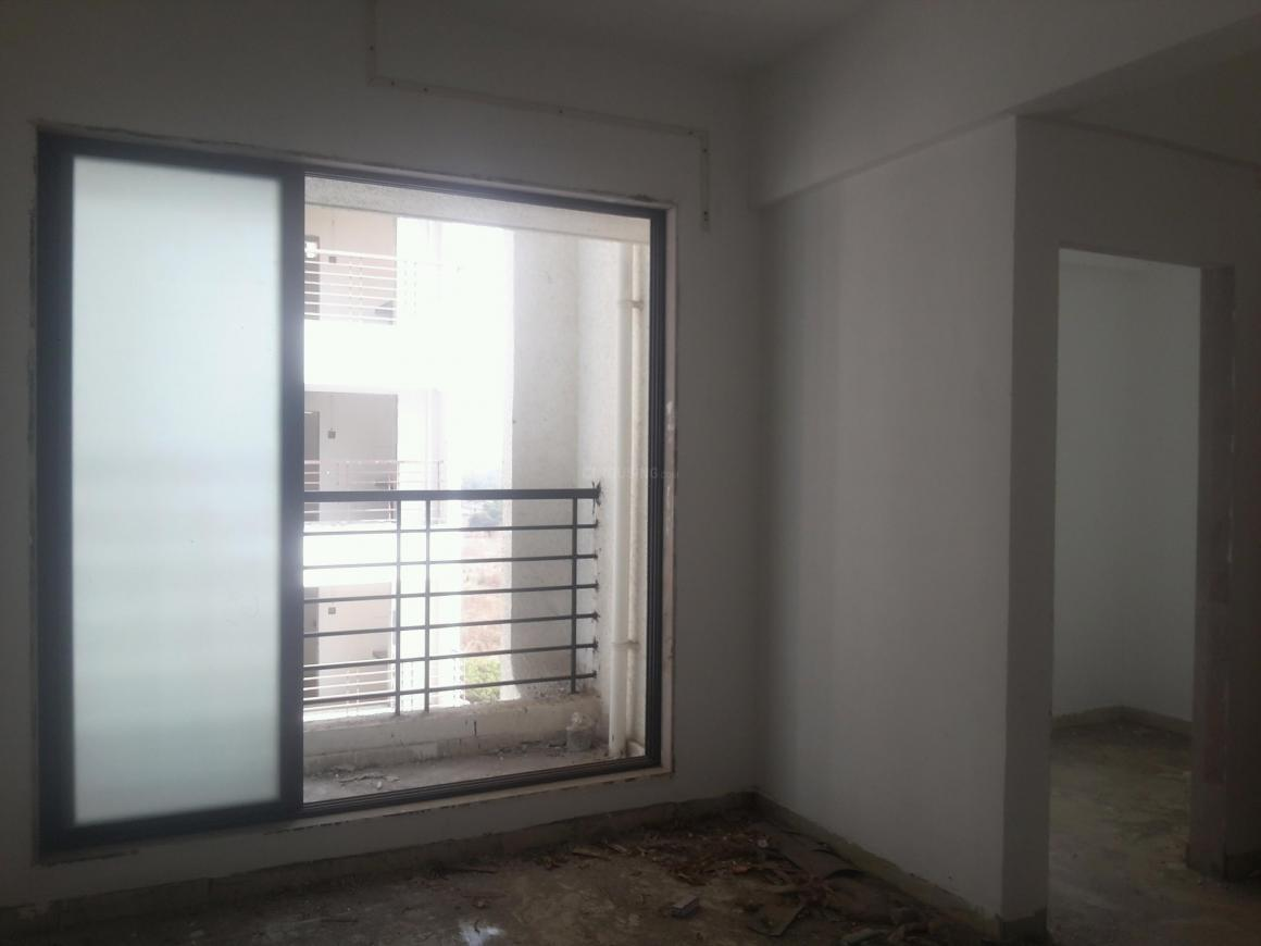 Living Room Image of 400 Sq.ft 1 BHK Apartment for rent in Ghansoli for 10000