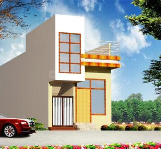 Gallery Cover Image of 360 Sq.ft 1 BHK Apartment for buy in  Gagan Enclave, Wave City for 1000000