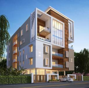 Gallery Cover Image of 1400 Sq.ft 3 BHK Apartment for buy in Swaraj Nagar for 6200000