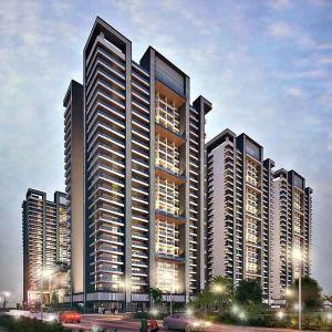 Gallery Cover Image of 1460 Sq.ft 3 BHK Apartment for buy in Kalyan West for 8300000