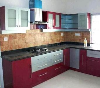 Gallery Cover Image of 1000 Sq.ft 1 BHK Independent Floor for rent in R. T. Nagar for 10000