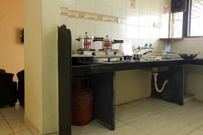 Kitchen Image of A403 Simran Corner in Pimple Saudagar