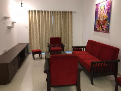 Gallery Cover Image of 1400 Sq.ft 3 BHK Apartment for rent in Jakkur for 45000