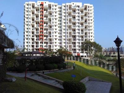 Gallery Cover Image of 1250 Sq.ft 2 BHK Apartment for rent in Kharadi for 45000