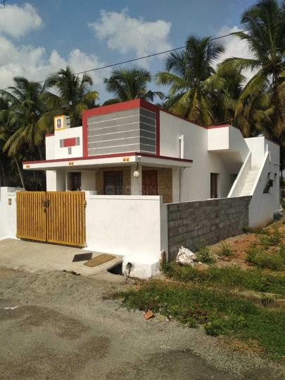 Building Image of 1200 Sq.ft 2 BHK Independent House for rent in Kinathukadavu for 6500