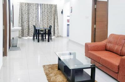 Gallery Cover Image of 1600 Sq.ft 3 BHK Apartment for rent in Hitech City for 85000