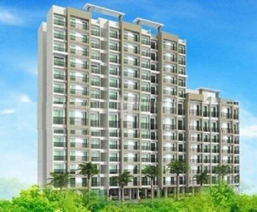 Gallery Cover Image of 788 Sq.ft 1 BHK Apartment for buy in RNA N G Silver Spring, Mira Road East for 5900000