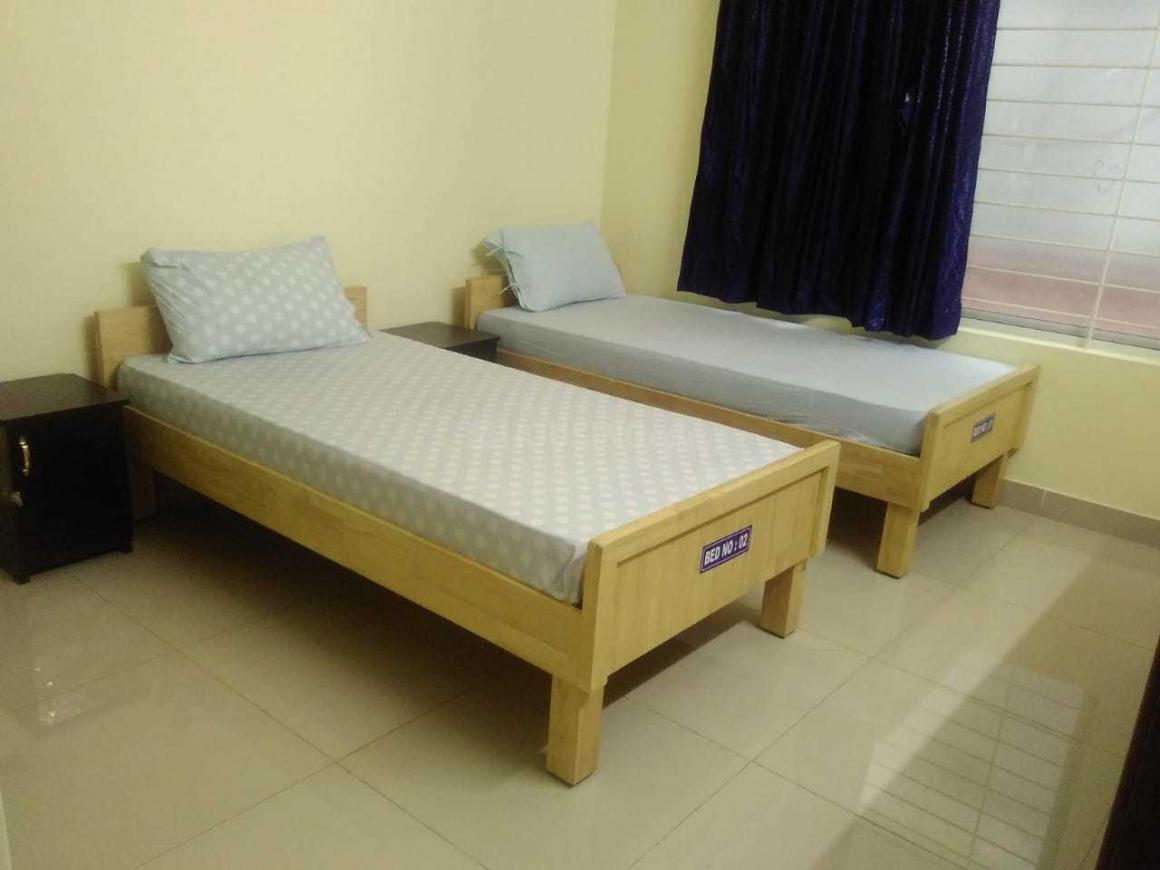 Bedroom Image of Shree Sai Luxurious PG in Sanjaynagar