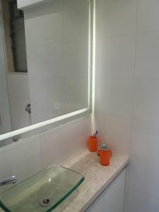 Bathroom Image of 1000 Sq.ft 2 BHK Apartment for buy in Serenity Gardens, Vasai East for 6100000