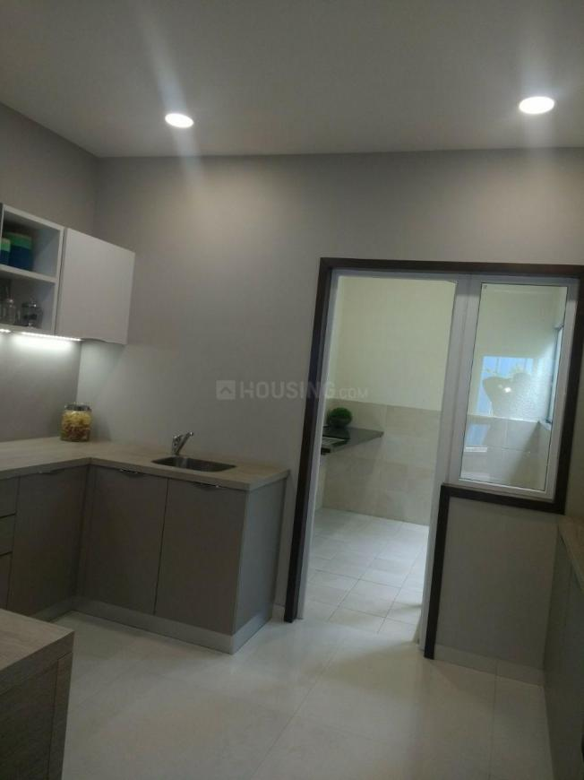 Kitchen Image of 2660 Sq.ft 3 BHK Apartment for buy in Bellandur for 21550000