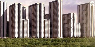 Gallery Cover Image of 1190 Sq.ft 3 BHK Apartment for buy in Tata Housing Amantra, Bhiwandi for 7500000