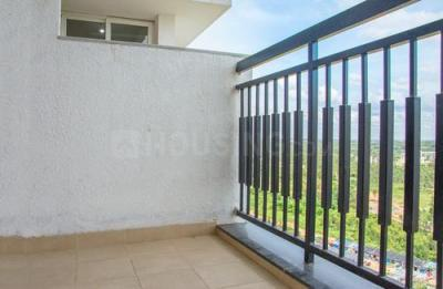 Balcony Image of 3 Bhk In Prestige Ivy Terraces in Balagere