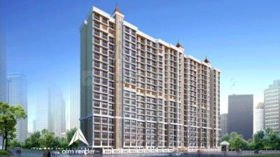 Gallery Cover Image of 617 Sq.ft 1 BHK Apartment for buy in Star Residency, Kurla West for 8800000