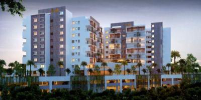 Gallery Cover Image of 1321 Sq.ft 2 BHK Apartment for buy in Sri Alpine Towers, Rameshwaram Banda for 3170400