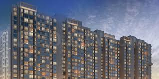 Gallery Cover Image of 651 Sq.ft 1 BHK Apartment for buy in Godrej Tranquil  , Kandivali East for 9800000