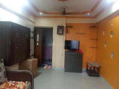 Gallery Cover Image of 547 Sq.ft 1 BHK Apartment for rent in Ghansoli for 25000