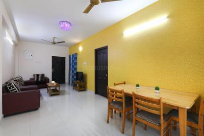 Dining Area Image of Oyo Life Chn1114 Srm University in Kattankulathur