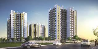 Gallery Cover Image of 1067 Sq.ft 2 BHK Apartment for buy in Space Club Town Gateway, Rajarhat for 6500000