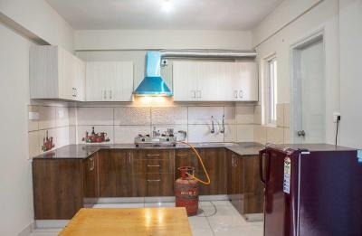 Kitchen Image of Babu Nest 009 in Hennur