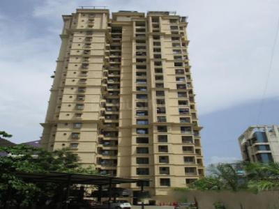 Gallery Cover Image of 768 Sq.ft 2 BHK Apartment for rent in Kasarvadavali, Thane West for 25000