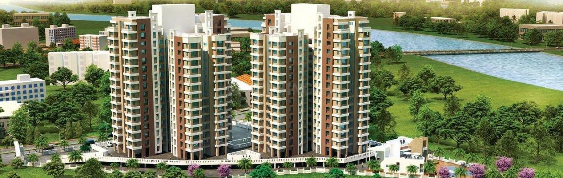 Building Image of 600 Sq.ft 1 BHK Apartment for buy in Kalyan West for 4390000