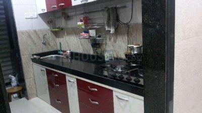 Gallery Cover Image of 1200 Sq.ft 3 BHK Apartment for rent in Kandivali West for 40000
