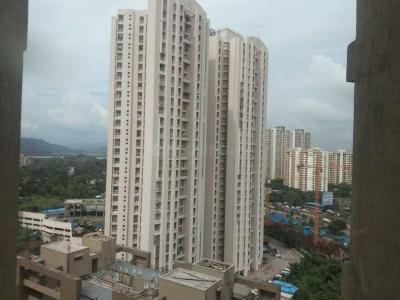 Gallery Cover Image of 825 Sq.ft 2 BHK Apartment for buy in Thane West for 6700000