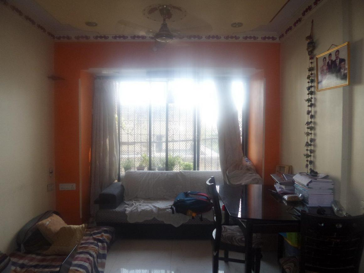 Living Room Image of 630 Sq.ft 1 BHK Apartment for buy in Powai for 11200000