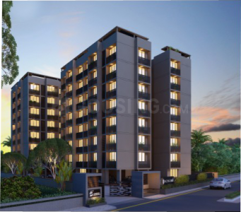 Gallery Cover Image of 1500 Sq.ft 3 BHK Apartment for buy in Bopal for 6500000