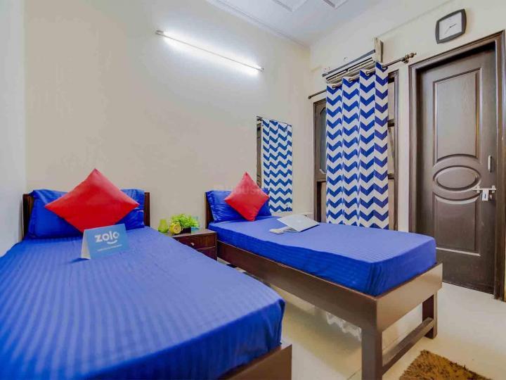 सेक्टर 33 में ज़ोलो रिदम के बेडरूम की तस्वीर