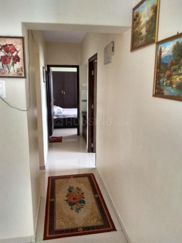 Passage Image of 890 Sq.ft 2 BHK Independent Floor for buy in Thane West for 8500000