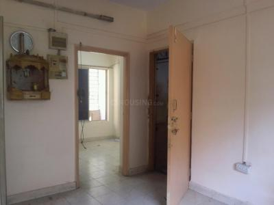 Gallery Cover Image of 450 Sq.ft 1 BHK Apartment for rent in Kopar Khairane for 14000