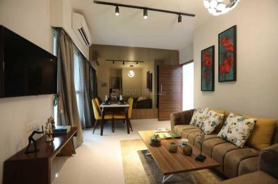 Gallery Cover Image of 418 Sq.ft 1 RK Apartment for buy in Wadhwa Wise City, Panvel for 3400000