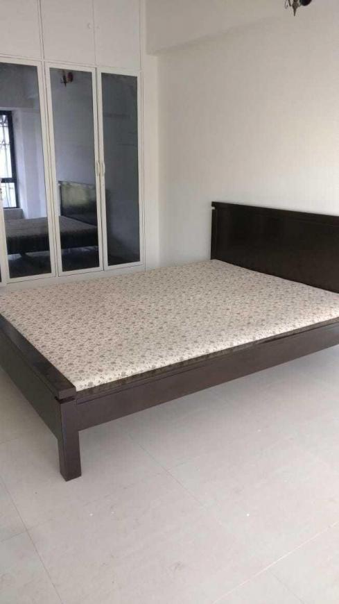 Bedroom Image of 1300 Sq.ft 3 BHK Apartment for rent in Bandra West for 110000