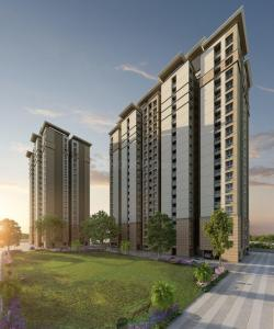 Gallery Cover Image of 1150 Sq.ft 2 BHK Apartment for buy in Pacifica Hillcrest, Nanakram Guda for 7500000