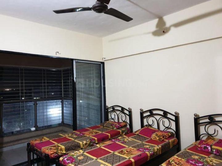 भांडूप ईस्ट में द हैबिटट मुंबई में बेडरूम की तस्वीर