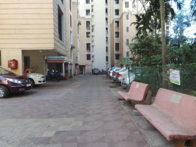 Gallery Cover Image of 815 Sq.ft 2 BHK Apartment for rent in Thane West for 24000
