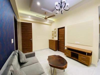 Gallery Cover Image of 910 Sq.ft 2 BHK Independent Floor for buy in Ambesten Twin County, Noida Extension for 2299000